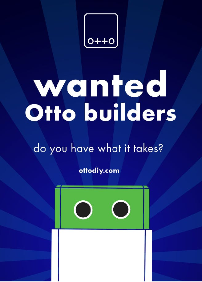 become an Otto builder