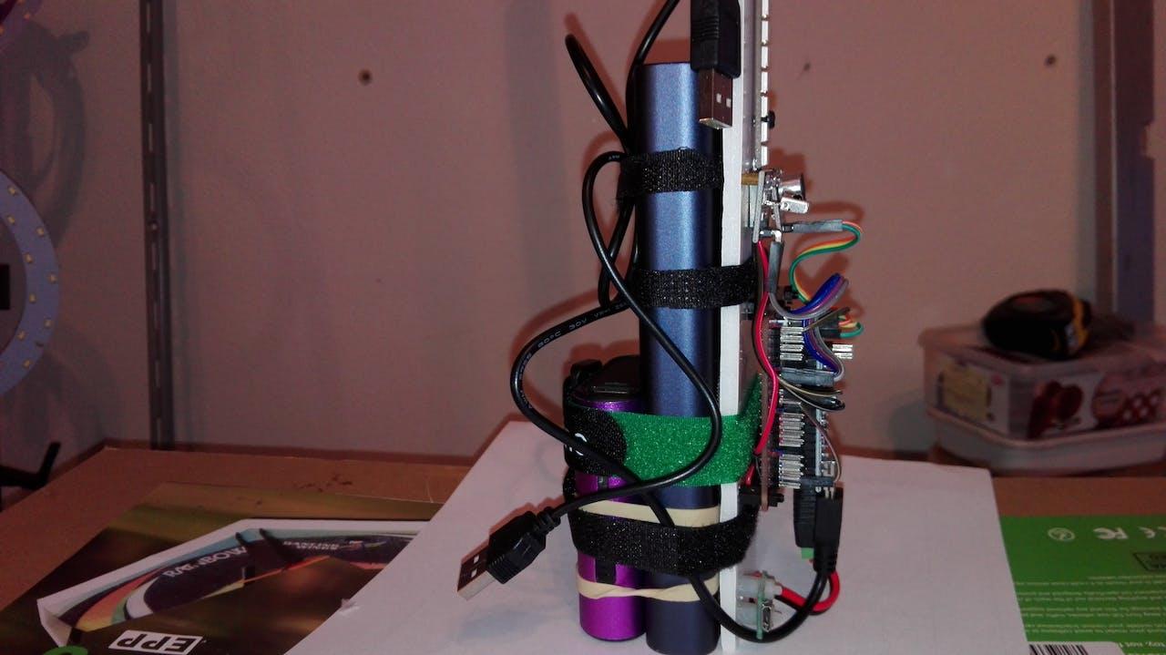 Vu Meter On Steroids Arduino Nano And Neopixel Ws2812b Bg Microphone Wire Diagram