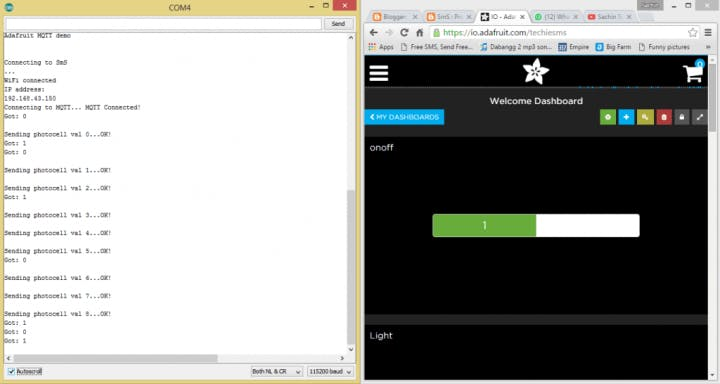MQTT + ESP8266 12e (NodeMCU) - Hackster io