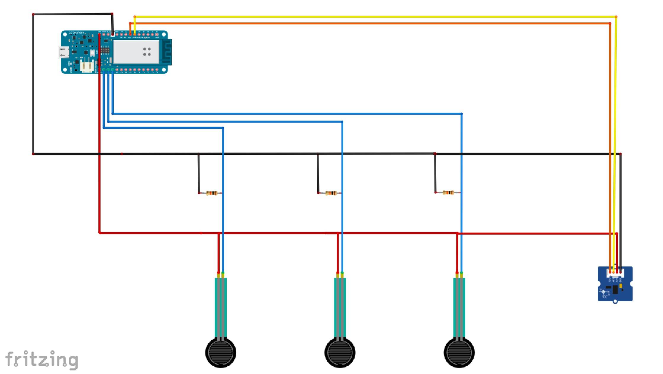 Schematics of our hardware