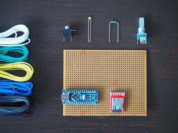 Andi Random Rhythm Generator Electronics Arduino