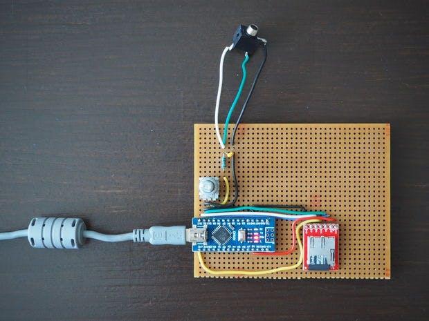 ANDI - Random Rhythm Generator - Electronics © CC BY-NC-SA