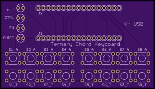 PCB design (LED's 5 volt type)