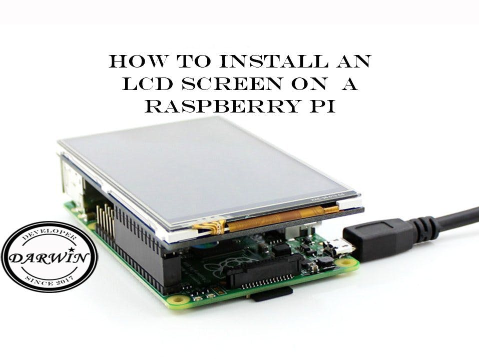 How to Install a 3.5 LCD Display on Raspberry Pi