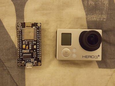 GoPro Control Arduino