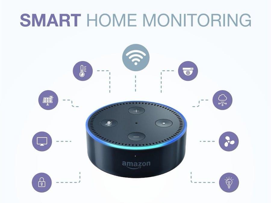 Alexa Based Smart Home Monitoring - Hackster io