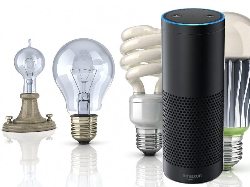 Anna: Alexa Powered Interactive Light