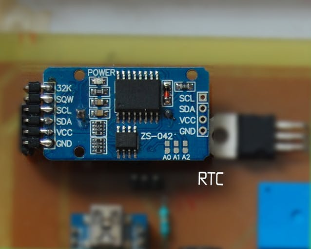 DS3231 Real Time Clock (RTC) Module