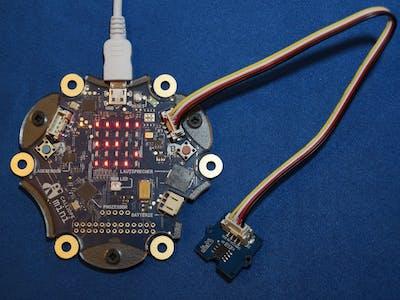 Calliope mini und Grove Temperatur Sensor V1.2
