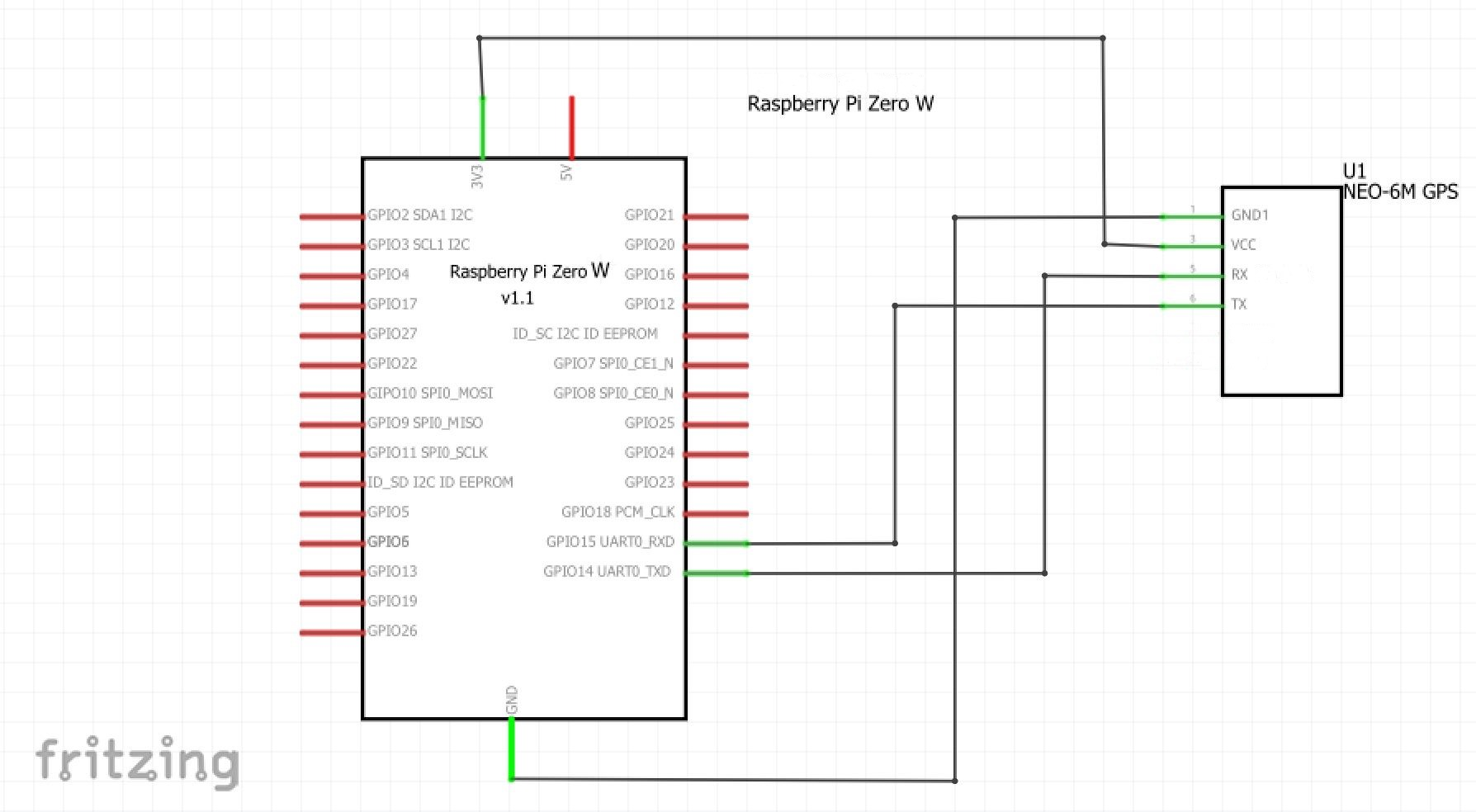 Simple Asset Tracking Schematic Diagram Circuit Software Download Gps Connections To Neo 6m Module Ras Pi Fldsaoo1ja
