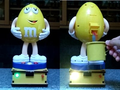 Automatic M&M's Dispenser