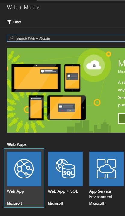 Select Web App