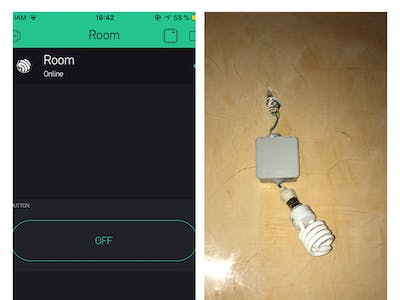 The Easiest  IoT Room
