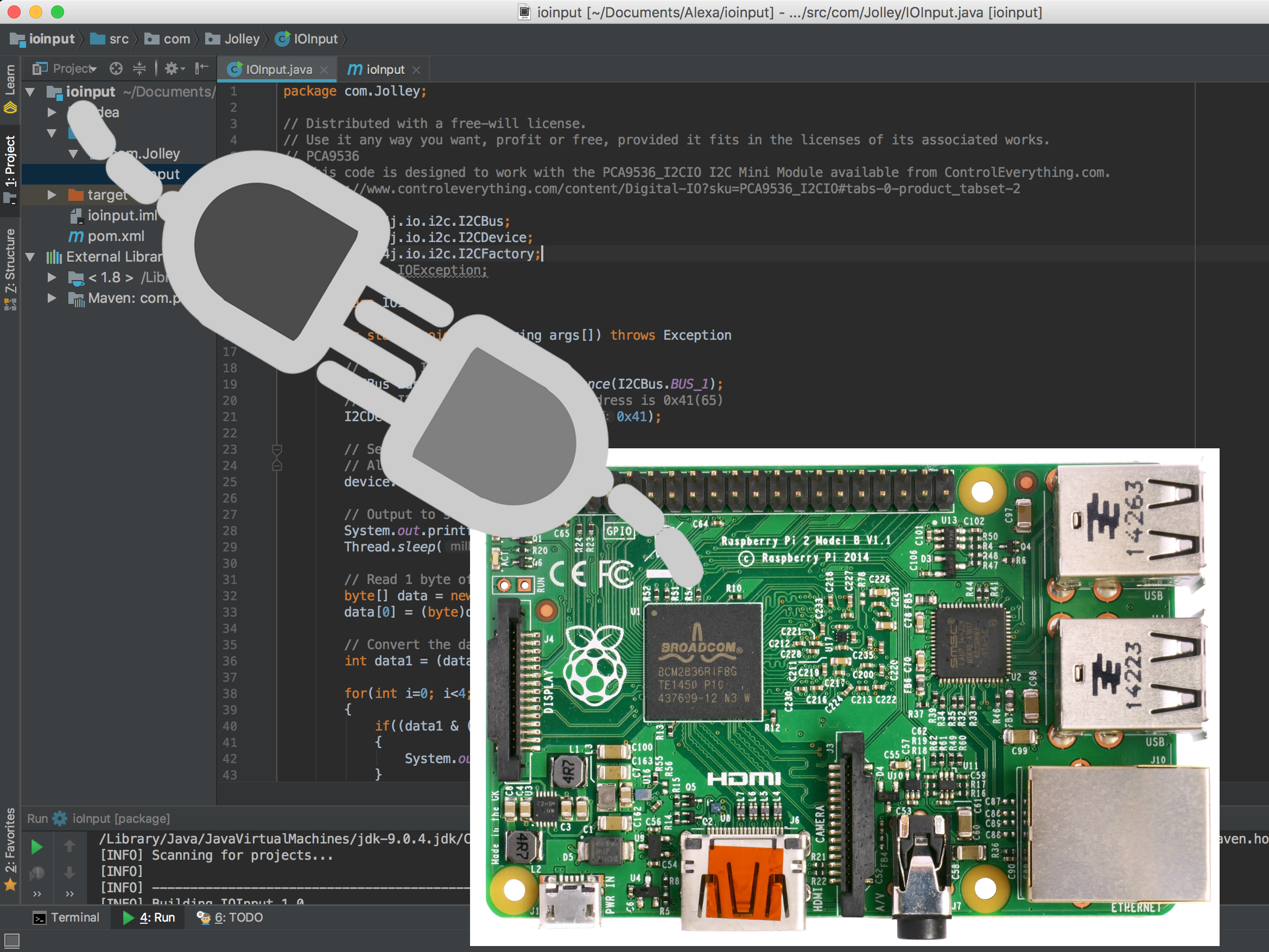 PDF Charm Programming on the Raspberry Pi