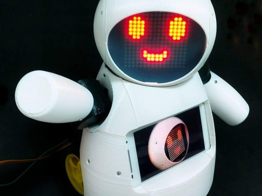 Joy Robot (Robô Da Alegria)