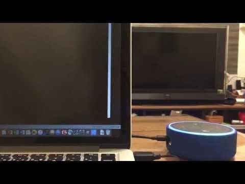 Control TV Power with Amazon Alexa and Raspberry Pi