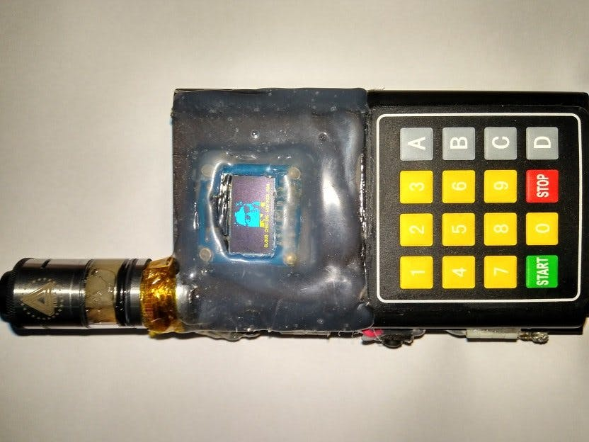 Jumbo Vaping Mod (E-Cigarette)