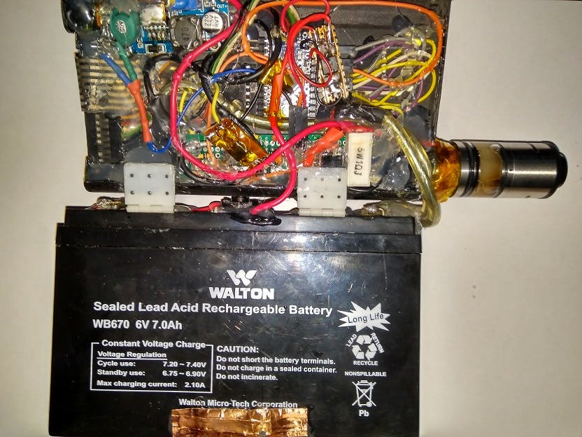 Arduino Inside !