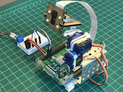 Pan-Tilt Multi Servo Control
