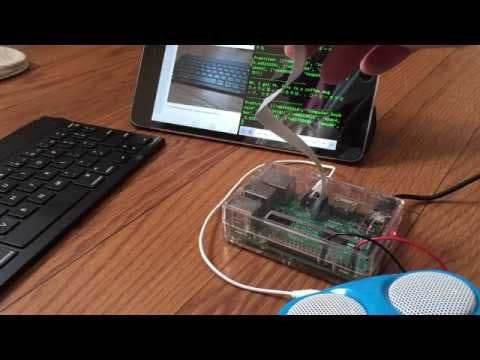 Raspberry Pi | Image Recognition And Japanese Speech