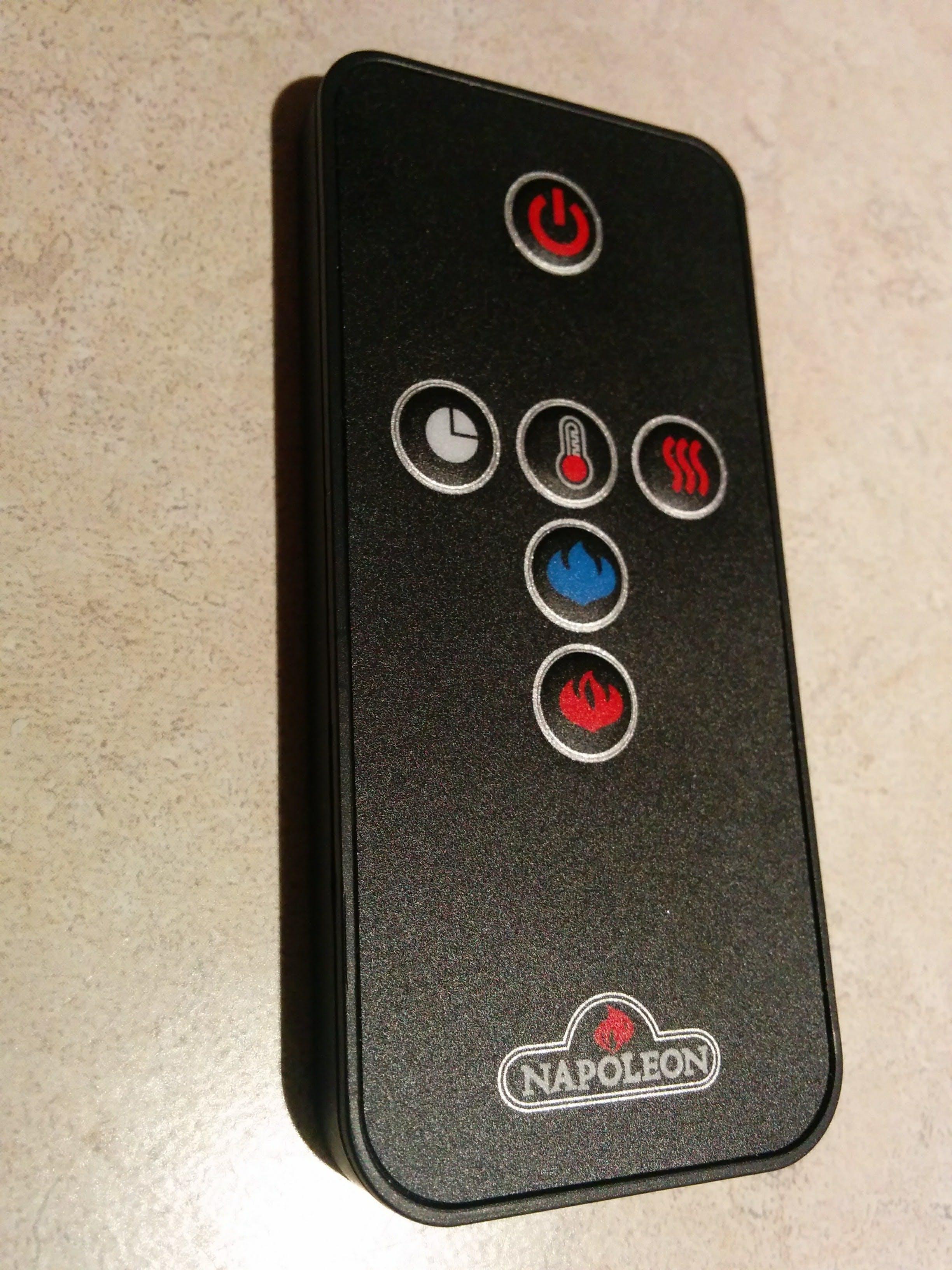 Original infrared remote control