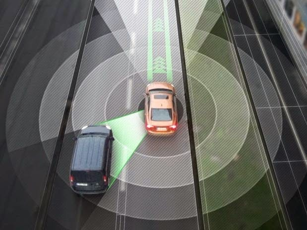 Automatic Driving Cars Using AI
