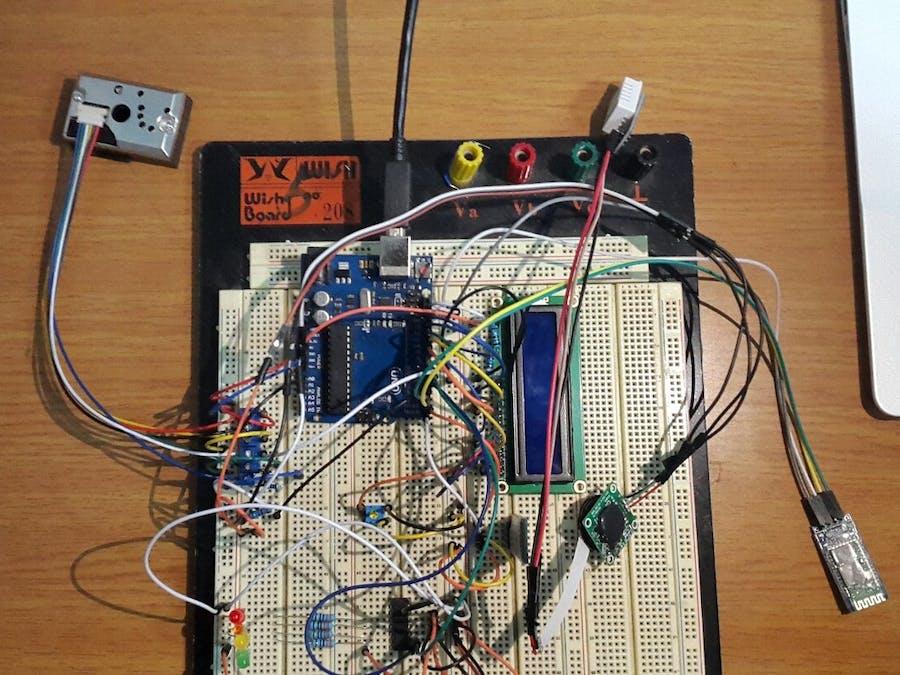 Magconn With Arduino Can Control Internal Environment!