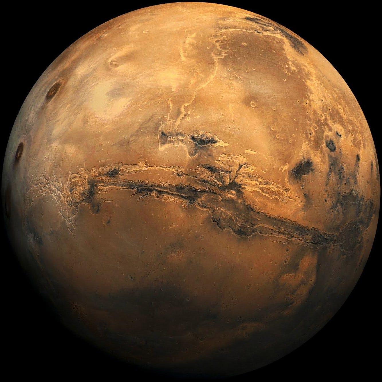 Mars nasa 2vtivzzrdr