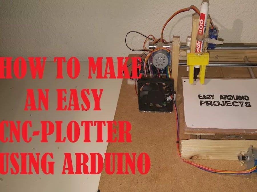 Arduino CNC Pen Plotter