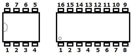 L293D pins