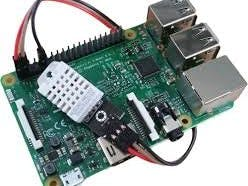 Temperature and Humidity Measuring Using Raspberry Pi