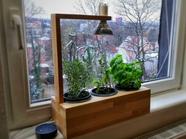 Herb Box Eco System Arduino Project Hub