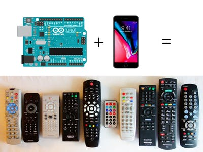 How to Hack IR Remotes