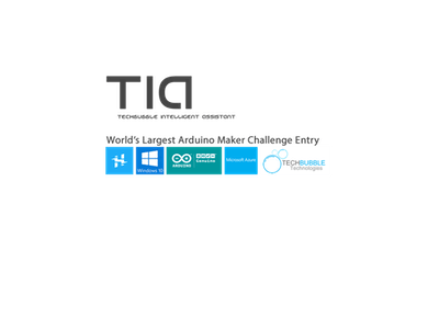 TIA Weak Artificial Intelligence IoT Assistant