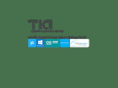 TIA Weak Artificial Intelligence IoT Assistant