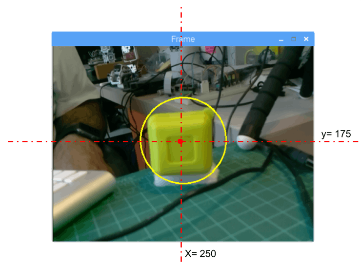 Automatic Vision Object Tracking - Hackster io