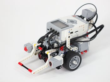 Lego mindstorms projects edge following and obstacle sensing lego mindstorms robot sciox Gallery
