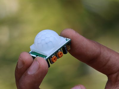 HOW PIR SENSOR WORK
