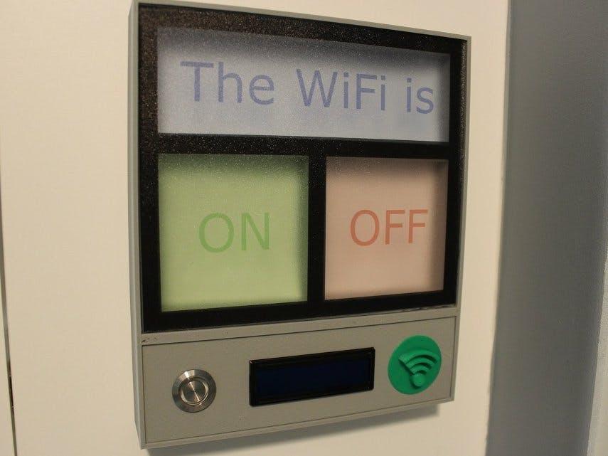 myWiFi Information Station
