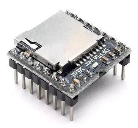 DFPlayer Mini MP3 Player - DFR0299