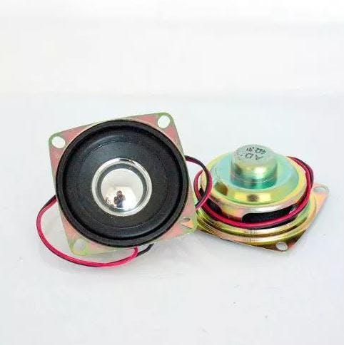 Speaker 3W