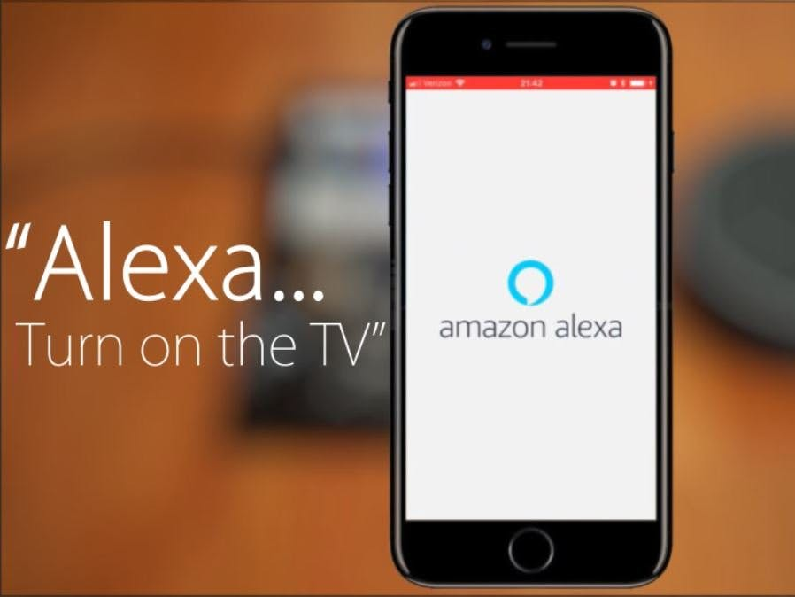 Use Alexa to Control Your TV!