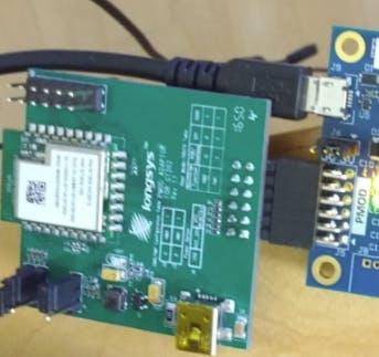 Mobile Control of DC Motor Using Renesas AE-CLOUD1 Kit
