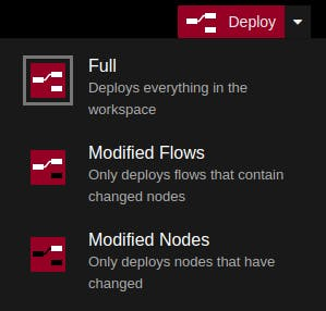 Select FULL Deploy