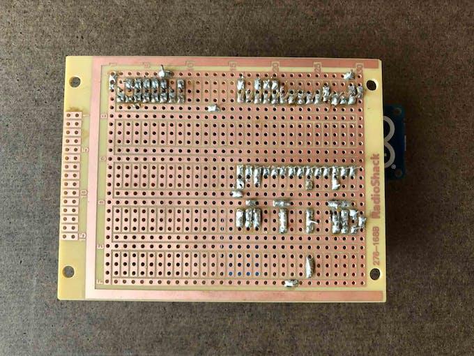 Circuit board reverse