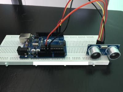 How to Make an Ultrasonic Ruler with Arduino UNO and HC-SR04