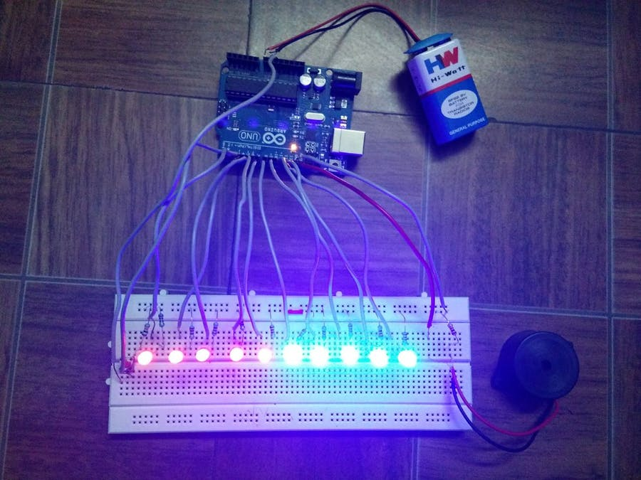 How to Make a Siren Using Arduino