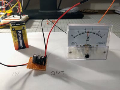 Linear Voltage Regulator
