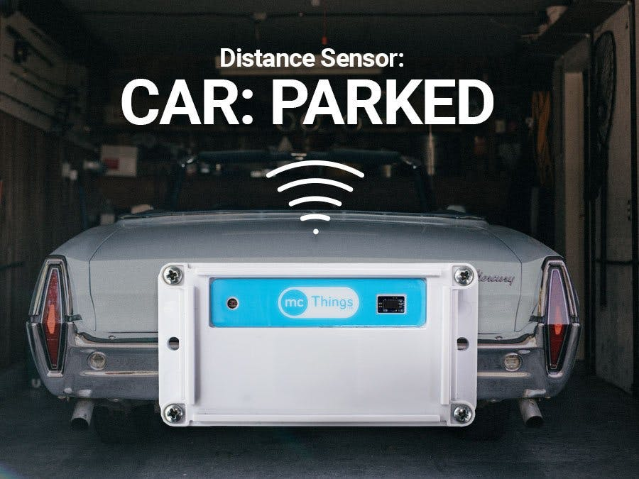 IoT Parking Sensor Using the New TrackALL Device