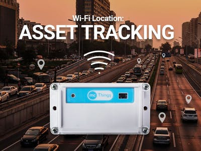 WiFi Location Tracking Using the TrackALL IoT Device
